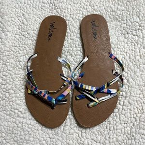Volcom Multicolor Strap Sandal